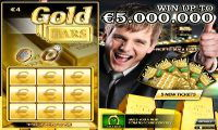 gold bars kraslot