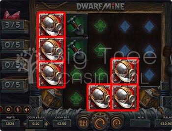 Dwarfmine Geen Win