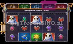 Ozwin's Jackpot Yggdrasil Slot