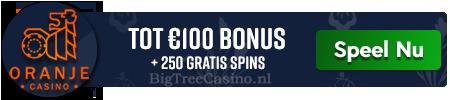 Oranje Casino yggdrasil